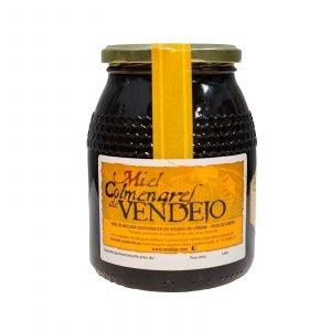 Miel Colmenares de Vendejo – Tarro de 1kg de Miel de Liébana – Cantabria